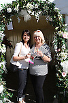 Joanne and Marion McCormack at the Wedding Fair in The Flower Yard, Mornington...Picture Jenny Matthews/Newsfile.ie