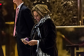 National security specialist KT McFarland is seen in the lobby of Trump Tower in New York, NY, USA on January 3, 2017. <br /> Credit: Albin Lohr-Jones / Pool via CNP