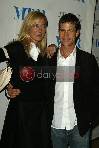 Joely Richardson and Dylan Walsh<br />