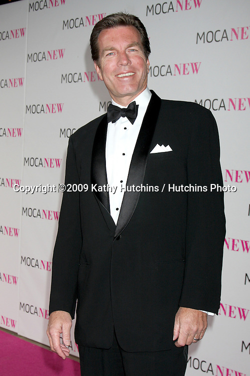 Peter Bergman.arriving at the Museum of Contemporary Art, Los Angeles 30th Anniversary Gala.MOCA Grand Avenue.Los Angeles,  CA.November 14, 2009.©2009 Kathy Hutchins / Hutchins Photo.