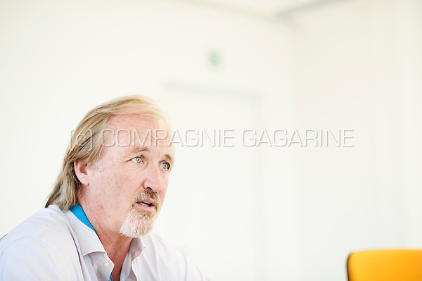John Porter, CEO of the Telenet cable broadband services company (Belgium, 23/06/2016)