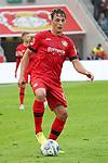 05.10.2019, BayArena, Leverkusen, GER, 1. FBL, Bayer 04 Leverkusen vs. RB Leipzig,<br />  <br /> DFL regulations prohibit any use of photographs as image sequences and/or quasi-video<br /> <br /> im Bild / picture shows: <br /> Julian Baumgartlinger (Leverkusen #15), Einzelaktion, Ganzkörper / Ganzkoerper,  <br /> <br /> Foto © nordphoto / Meuter