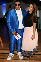 HOLLYWOOD, CA - JUNE 22: Jason Lee and Melyssa Ford  at Hollywood Unlocked Social Impact Brunch Powered By PrettyLittleThing.com at The Sunset Room on June 22, 2019 in Hollywood, California.  Credit: Walik Goshorn/MediaPunch