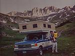 John andKara at American Basin, Colorado