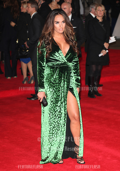 Tamara Ecclestone arriving for the Royal World Premiere of 'Skyfall' at Royal Albert Hall, London. 23/10/2012 Picture by: Alexandra Glen / Featureflash