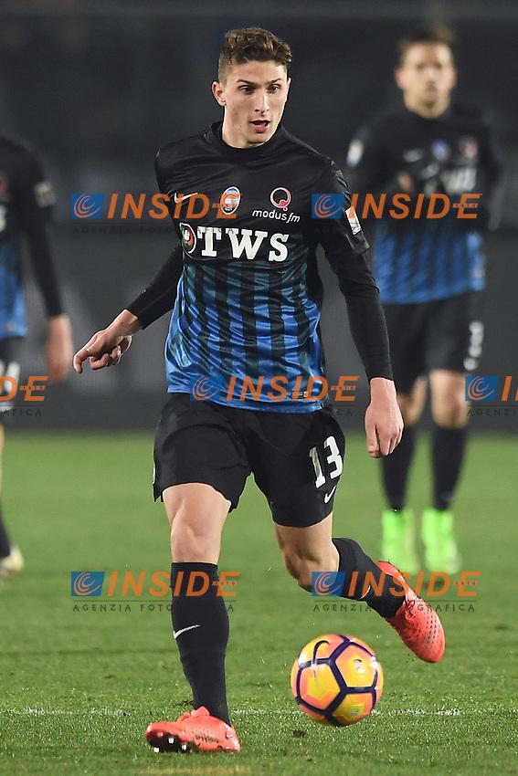 Bergamo 18-02-2017 Stadio Atleti Azzurri d'Italia Football Calcio Serie A  Atalanta - Crotone foto Daniele Buffa/Image Sport/Insidefoto<br /> Mattia Caldara