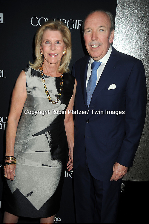 Emilia Fanjul and husband Pepe Fanjul attends the Vanidades Magazine  Icons of Style Gala on September 27, 2012 at the Mandarin Oriental Hotel in New York City.