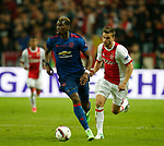 Paul Pogba of Manchester United in action during the UEFA Europa League Final match at the Friends Arena, Stockholm. Picture date: May 24th, 2017.Picture credit should read: Matt McNulty/Sportimage