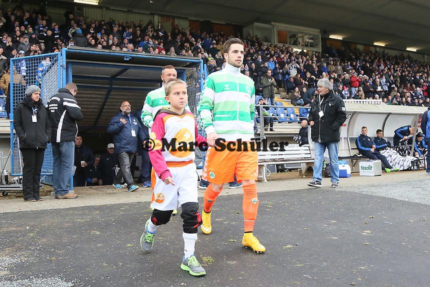 - SV Darmstadt 98 vs. SpVgg. Greuther Fuerth, Stadion am Boellenfalltor