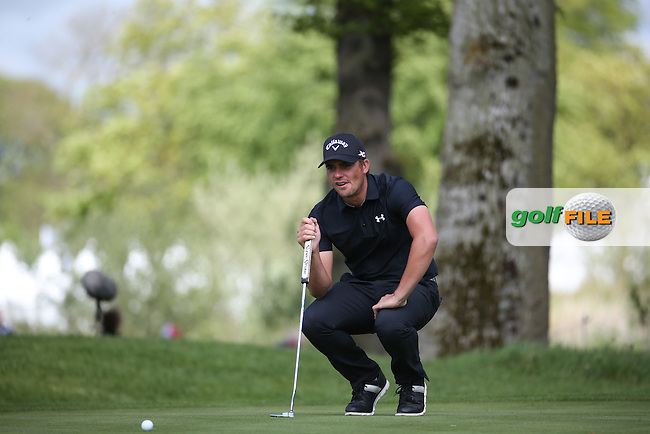 Haydn Porteous (RSA) during Round One of the 2016 Dubai Duty Free Irish Open Hosted by The Rory Foundation which is played at the K Club Golf Resort, Straffan, Co. Kildare, Ireland. 19/05/2016. Picture Golffile | David Lloyd.<br /> <br /> All photo usage must display a mandatory copyright credit as: &copy; Golffile | David Lloyd.