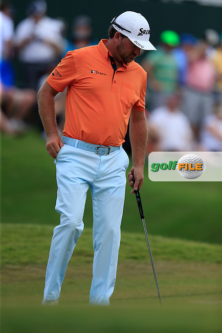 Graeme McDowell (NIR) during round 2 of the Players, TPC Sawgrass, Championship Way, Ponte Vedra Beach, FL 32082, USA. 13/05/2016.<br /> Picture: Golffile | Fran Caffrey<br /> <br /> <br /> All photo usage must carry mandatory copyright credit (&copy; Golffile | Fran Caffrey)