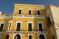- Puglia, Gallipoli, casa nella citt&agrave; vecchia<br /> <br /> - Apulia, Gallipoli, house in the old city..