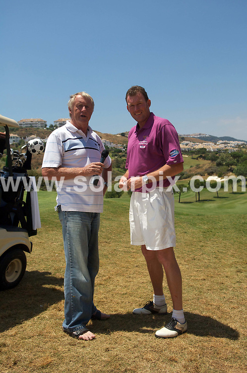 **ALL ROUND PICTURES FROM SOLARPIX.COM**.**WORLDWIDE SYNDICATION RIGHTS**.Guests attend the Rhys Daniels Trust Max Clifford Celebrity Golf Tournament charity event in Marbella, Spain. 7th June 2008..This pic: Chris Tarrant..JOB REF: 6597 JGS        DATE: 07_06_2008.**MUST CREDIT SOLARPIX.COM OR DOUBLE FEE WILL BE CHARGED* *UNDER NO CIRCUMSTANCES IS THIS IMAGE TO BE REPRODUCED FOR ANY ONLINE EDITION WITHOUT PRIOR PERMISSION*
