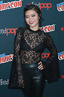 NEW YORK, NY - OCTOBER 7: Jessica Lu at NBC&rsquo;S new midseason  drama &ldquo;REVERIE&rdquo; at New York Comic Con on October 7, 2017 in New York City.   <br /> CAP/MPI/DC<br /> &copy;DC/MPI/Capital Pictures