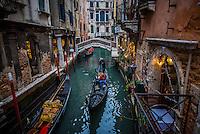 Scenes around Venice
