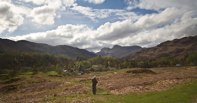 langdale valley photographer, Lake District, Cumbria, UK