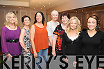 FASHION AND FUN: Pictured at the Blackwater Women's Group fashion show held in the Kenmare Bay Hotel on Saturday night last in aid of the Blackwater Community Hall, Kenmare, were l-r: Doreen O'Sullivan, Therese Morley, Eliana Medeiros Kraut, Marie O'Connell, Mary O'Neill, Martina Lee and Suzanne Teahan.