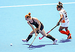 Alia Jaques. New Zealand v India, Test games,  National  Hockey Stadium, Rosedale, Auckland,  New Zealand Monday 27 January 2020. Photo: Simon Watts/www.bwmedia.co.nz/HockeyNZ