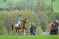 GBR-Emily Baldwin. 2013 GBR-Chatsworth International Horse Trials. Sunday 12 May. Copyright Photo: Libby Law Photography