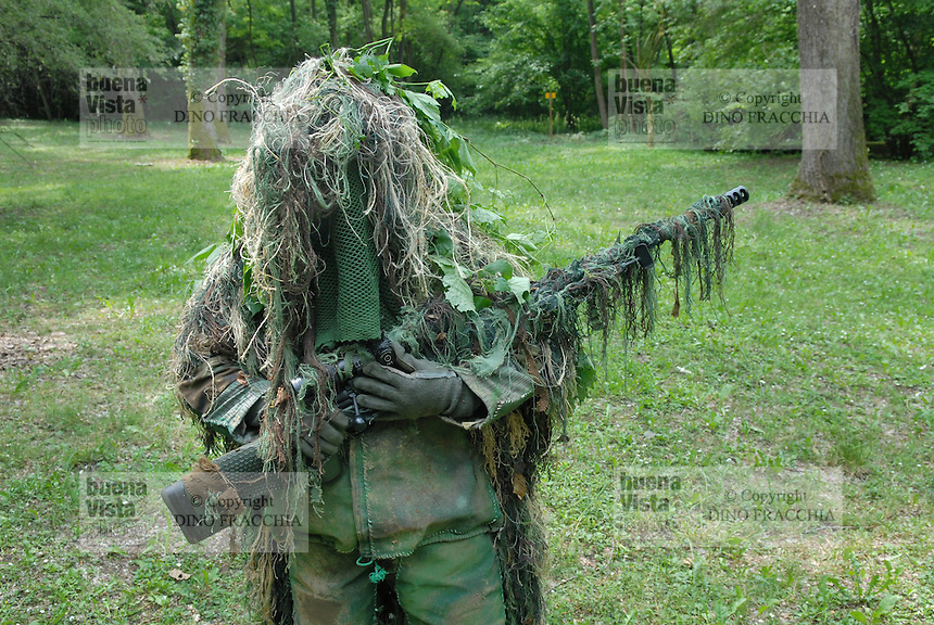 -  Mountain brigade Julia, 8° regiment, training of the sharpshooters....- Brigata Alpina Julia, 8° reggimento, addestramento dei tiratori scelti