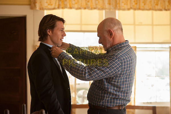 Luke Bracey, Gerald McRaney <br /> in The Best of Me (2014)<br /> *Filmstill - Editorial Use Only*<br /> CAP/NFS<br /> Image supplied by Capital Pictures