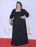 Melissa McCarthy. at The 64th Anual Primetime Emmy Awards held at Nokia Theatre L.A. Live in Los Angeles, California on September  23,2012                                                                   Copyright 2012 Hollywood Press Agency