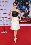 Debby Ryan at The World Premiere of Marvel's Iron Man 3 held at The El CapitanTheatre in Hollywood, California on April 24,2013                                                                   Copyright 2013 Hollywood Press Agency
