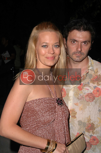 Jeri Ryan and friend<br />at the 3rd Annual Work Hard, Play Harder Lounge benefitting Women For The World. W Hotel, Westwood, CA. 06-25-06<br />Dave Edwards/DailyCeleb.com 818-249-4998