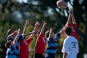 Counties Manukau Rugby Manurewa Schools Tackle day held at Mountfort Park Manurewa on Thursday June 18th 2009.