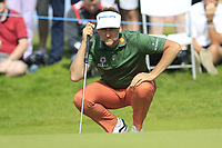 Ian Poulter (ENG) on the 14th green during Thursday's Round 1 of the Dubai Duty Free Irish Open 2019, held at Lahinch Golf Club, Lahinch, Ireland. 4th July 2019.<br /> Picture: Eoin Clarke | Golffile<br /> <br /> <br /> All photos usage must carry mandatory copyright credit (© Golffile | Eoin Clarke)