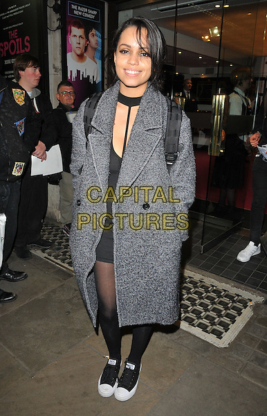 Georgina Campbell at the &quot;The Spoils&quot; press night, Trafalgar Studios, Whitehall, London, England, UK, on Thursday 02 June 2016.<br /> CAP/CAN<br /> &copy;CAN/Capital Pictures