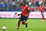 15.08.2018,  GER; FBL, Testspiel, Hamburger SV vs FC Bayern Muenchen ,DFL REGULATIONS PROHIBIT ANY USE OF PHOTOGRAPHS AS IMAGE SEQUENCES AND/OR QUASI-VIDEO, im Bild Einzelaktlion Querformat Renato Sanches (Bayern #35) Foto © nordphoto / Witke