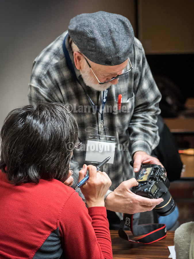 Craig Moore, Action Camera, Reno, discusses Your Digital Camera 101 during the workshops and hands' on classes at STW XXXI, Winnemucca, Nevada, April 10, 2019.<br /> .<br /> .<br /> .<br /> .<br /> @shootingthewest, @winnemuccanevada, #ShootingTheWest, @winnemuccaconventioncenter, #WinnemuccaNevada, #STWXXXI, #NevadaPhotographyExperience, #WCVA
