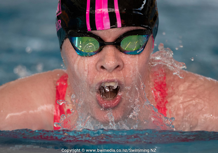 New Zealand Short Course Swimming Championships, National Aquatic Centre, Auckland, New Zealand, Friday 4th October 2019. Photo: Brett Phibbs/www.bwmedia.co.nz/SwimmingNZ