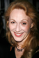 ***Jan Maxwell has passed away at the age of 61 after a long battle with cancer***<br /> ***FILE PHOTO*** Jan Maxwell atttending the Official Drama Desk Cocktail Reception at Arte Cafe Restaurant in New York City, New York, USA.<br /> May 1, 2007 <br /> CAP/MPI/WAL<br /> &copy;WAL/MPI/Capital Pictures