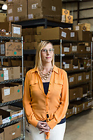 Terri Laakso, Duke Stores, Estore, Assistant General Manager for Working@Duke in Durham, NC Tuesday, June 26, 2018. (Justin Cook)