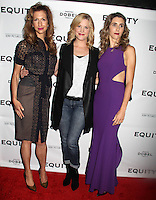 Alysia Reiner, Anna Gunn, Sarah Megan Thomas<br />