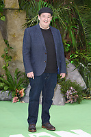 "Johnny Vegas<br /> arriving for the ""Early Man"" world premiere at the IMAX, South Bank, London<br /> <br /> <br /> ©Ash Knotek  D3369  14/01/2018"