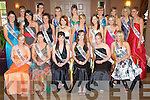 Budding Roses pictured before the 2008 Kerry Rose Selection in The Earl of Desmond Hotel on Saturday night. Front l/r Emma Quirke, Turnin Headz, Mairead Collins, Hannon's, Catriona Delahunty, Kerry Deaf Resource Centre, Kerry Williams, Red Herring, Fionnuala Ni? Mhaoileoin, Comharchumann and Jackie O'Mahony, Tralee Musical Society. Centre l/r Yvonne Aherne, Aghadoe Heights Hotel, Eimear Madden, O'Sullivan's/The Mall, Joanne Dennehy, Donagh Hickey Motors, Susan Ahern, St. Columbanus Nursing Home, Oonagh Groves, Carrraig Donn, Clodagh Brosnan, Sean Taffe Hair Design, Bertina Moynihan, CH Chemist and Tracey Slattery, Castlegregory Community Council. Back l/r Orla Cotter, Toby World, Aishlinn O'Halloran, Kerry County Council, Jessica Scully, Summerfield Bar, Katie Nolan, Omniplex Cinema, Laura Tangey, Tangey Roofing, Laura O'Connor, O'Leary Roofing and Cathy Whyte, Fels Point Hotel...   Copyright Kerry's Eye 2008