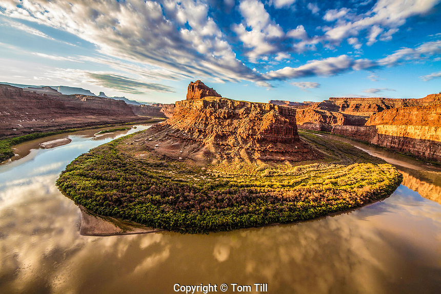 Goosenck of the Colorado River, Utah Proposed Greater Canyonlands National Park