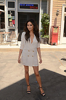 BURBANK, CA - JUNE 14: Shay Mitchell pictured as Warner Bros. Studio Tour Hollywood Launches 'Pretty Little Liars: Made Here' at Warner Bros. Studios on June 14, 2017 in Burbank, California.  Credit: David Edwards/MediaPunch