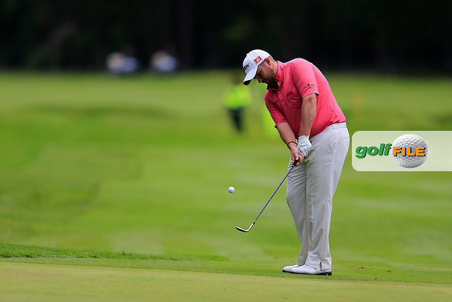 Shane LOWRY (IRL) during round 3 of the BMW PGA championship, Wentworth Golf Club, Virginia Waters, London.<br /> Picture: Fran Caffrey www.golffile.ie