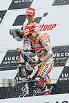 IVECO DAILY TT ASSEN 2014, TT Circuit Assen, Holland.<br /> Moto World Championship<br /> 29/06/2014<br /> Races<br /> dani pedrosa<br /> marc marquez<br /> RME/PHOTOCALL3000