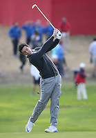 Rory McIlroy (Team Europe) in action during Thursday's Practice Round ahead of The 2016 Ryder Cup, at Hazeltine National Golf Club, Minnesota, USA.  29/09/2016. Picture: David Lloyd | Golffile.