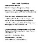 Richard L. Dorman Photo Collection Volume Descriptions Page 2