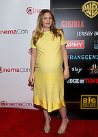 LAS VEGAS, NV - March 27: Drew Barrymore pictured arriving at Warner Broters Presentation at Cinemacon 2014 at Caesars Palace in Las Vegas, NV on March 27, 2014. © Kabik/ Starlitepics
