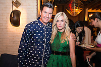 Peter Davis, Tinsley Mortimer