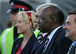 01 July 2007: FIFA Vice-President and CONCACAF President Jack Warner of Trinidad & Tobago. At the National Soccer Stadium, also known as BMO Field, in Toronto, Ontario, Canada. Chile's Under-20 Men's National Team defeated Canada's Under-20 Men's National Team 3-0 in a Group A opening round match during the FIFA U-20 World Cup Canada 2007 tournament.
