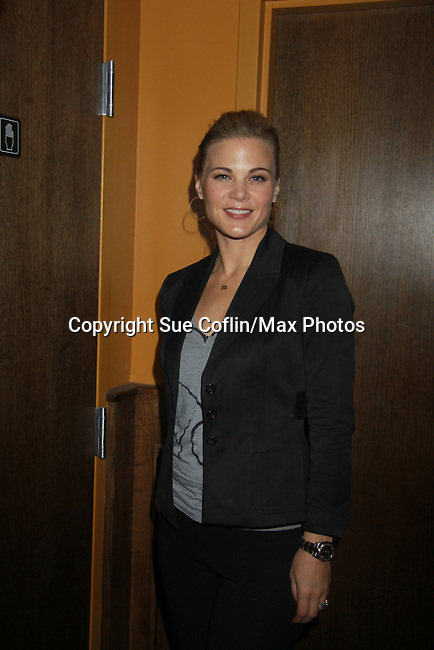 - Stars of Daytime and Prime Time Television and Broadway bartend to benefit Stockings with Care 2011 Holiday Drive  - Celebrity Bartending Event with Silent Auction & Raffle on November 16, 2011 at the Hudson Station Bar & Grill, New York City, New York. For more information - www.stockingswithcare.org.  (Photo by Sue Coflin/Max Photos)
