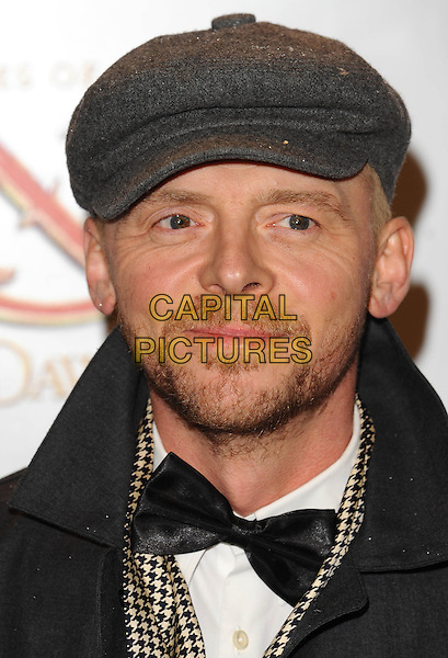 Tuesday, November 30 2010<br /> Simon Pegg at the 'The Chronicles Of Narnia' Royal Film Premiere, Empire and Odeon Leicester Square, London, England.<br /> CAP/CK<br /> &copy;CK/Capital Pictures